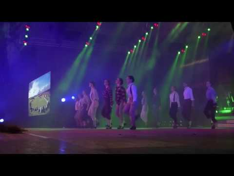Penguin Tappers Show 2018 - Irish Tap Dance